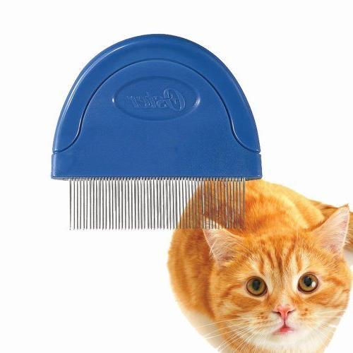 sisir kutu kucing