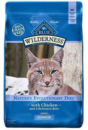 Blue Bufffalo Wilderness High Protein