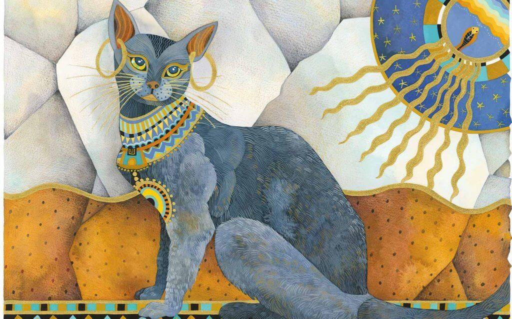 kucing mesir