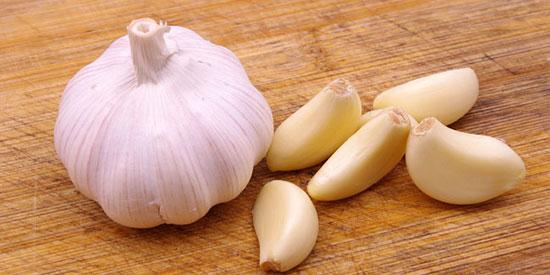 ramuan bawang putih untuk pleci