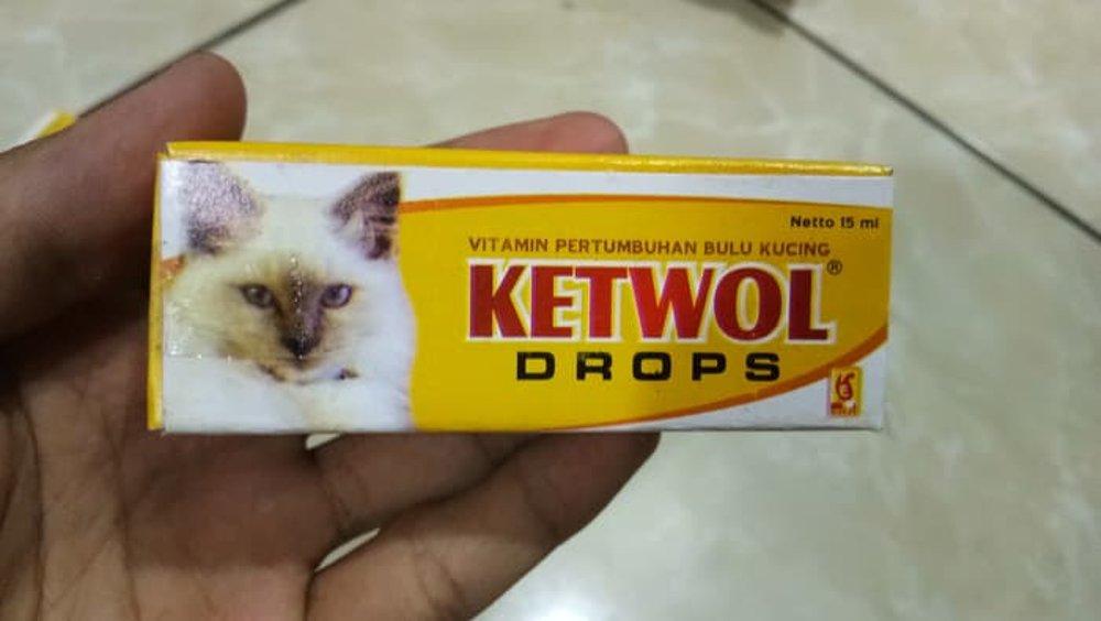 Vitamin Ketwol Drops