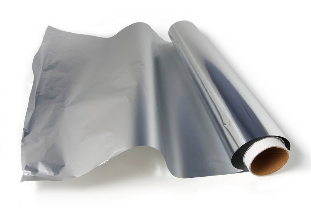 Alumunium Foil untuk mengusir kelelawar