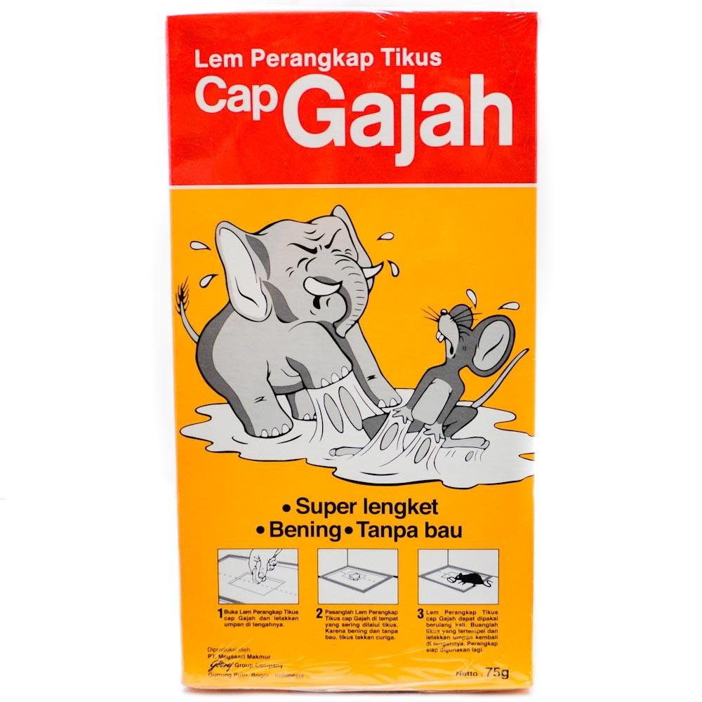 lem tikus cap gajah