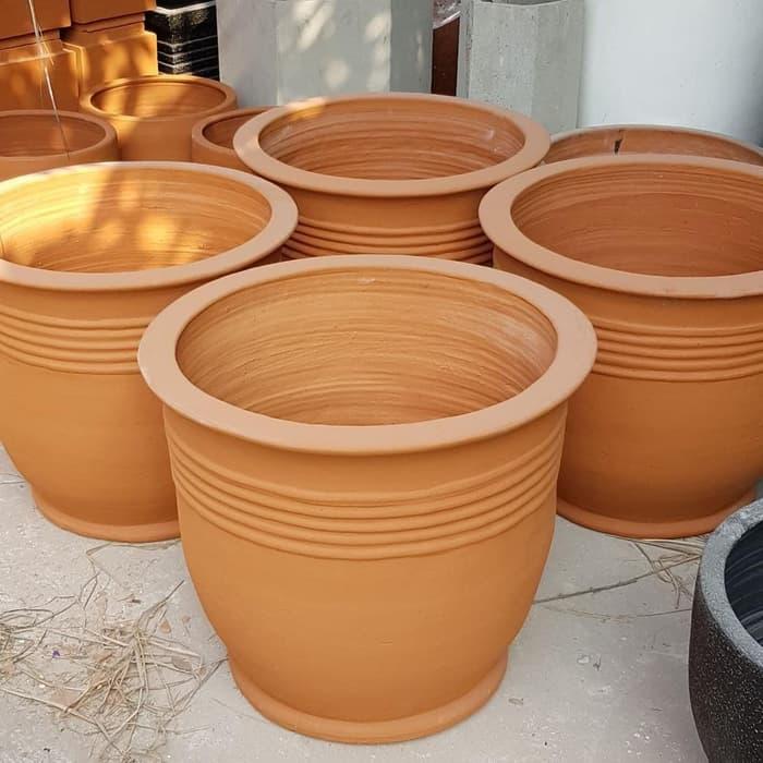 pot tanah