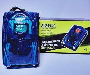 Aerator Aquarium Merk Armada SP350A